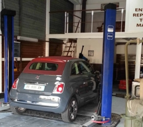Garage clin d oeil auto centre carbon cleaning for Location garage coudekerque branche